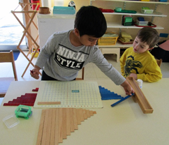 Montessori Pre-Kindergarten in Crystal Lake, Cary, Lake in the Hills, Algonquin, McHenry