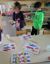 Private Art Kindergarten in Crystal Lake, Cary, Lake in the Hills, Algonquin, McHenry