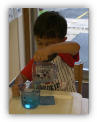 Montessori Preschool in Crystal Lake, Cary