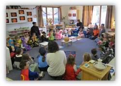 Montessori Preschool School in Cary, Lake in the Hills