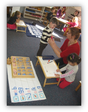 Montessori Preschool in Crystal Lake, Cary, Lake in the Hills, Algonquin