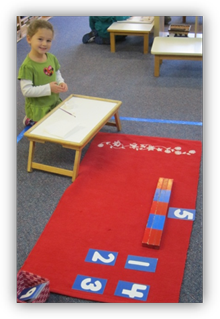 Montessori Preschool in Crystal Lake, Woodstock